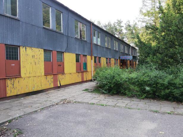 Z budynku skradziono dwie szafy pancerne Hutnik Warszawa