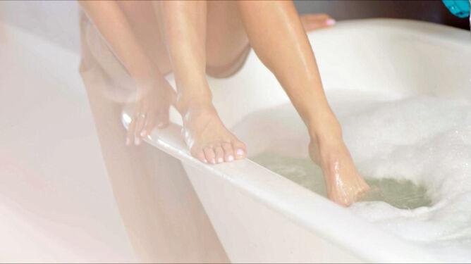 Cztery kroki Lewandowskiej do pięknych nóg