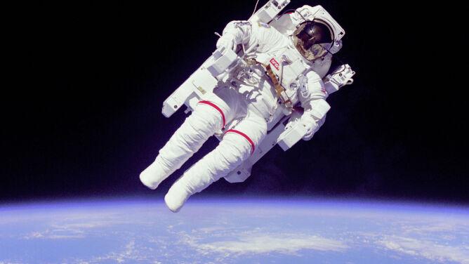 Czy przebywanie w Kosmosie niszczy mózg astronauty?