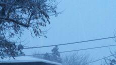 Zima w Chorzowie
