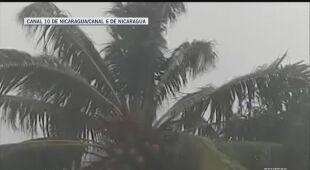 Huragan Eta w Nikaragui